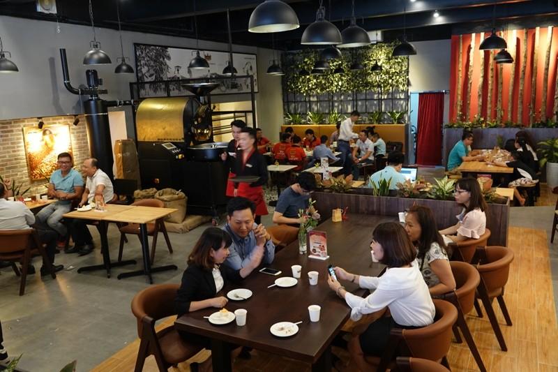 Trung Nguyên muốn mở chuỗi 1.000 cửa hàng cà phê - ảnh 1