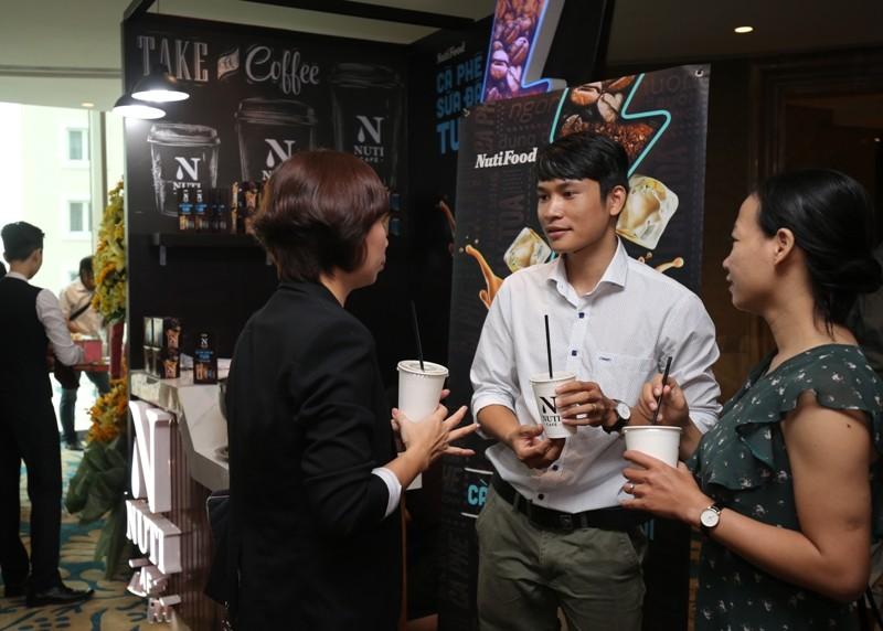 Đồ uống độc đáo 'Cà phê sữa đá Việt' bước ra thế giới - ảnh 1