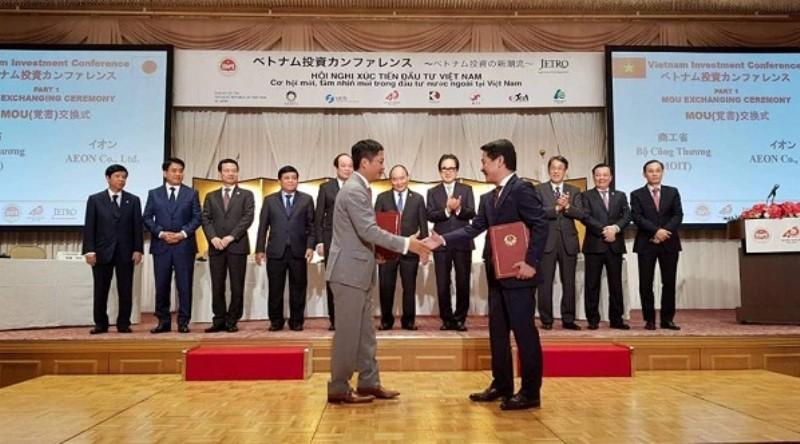 Đại gia bán lẻ Aeon Nhật Bản muốn xuất khẩu 1 tỉ USD hàng Việt - ảnh 1