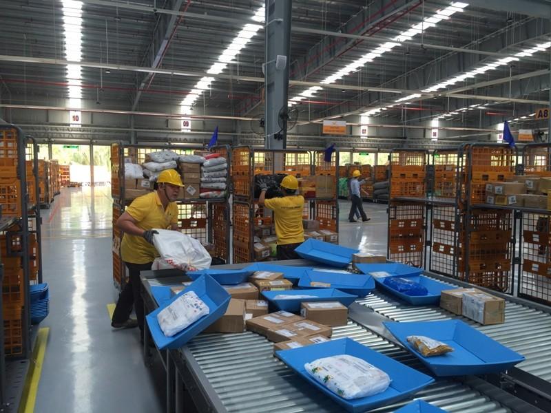 Lần đầu tiên VN có trung tâm khai thác bưu điện giống Nhật  - ảnh 8