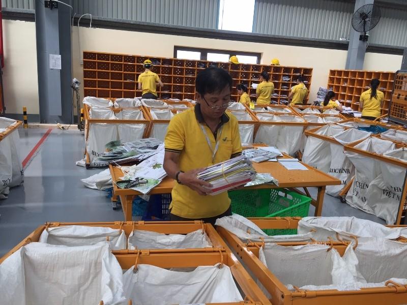 Lần đầu tiên VN có trung tâm khai thác bưu điện giống Nhật  - ảnh 6