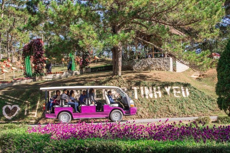 Giá thuê khách sạn ở Đà Lạt tăng đến 150% - ảnh 2
