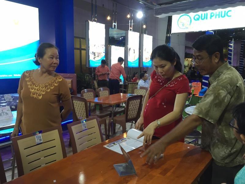 200 doanh nghiệp tham gia Hội chợ Tôn vinh hàng Việt - ảnh 1
