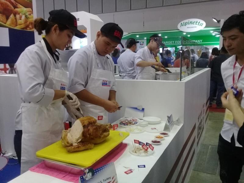 Một loạt công ty Mỹ tiếp thị kem, thịt bò...tại Việt Nam - ảnh 1