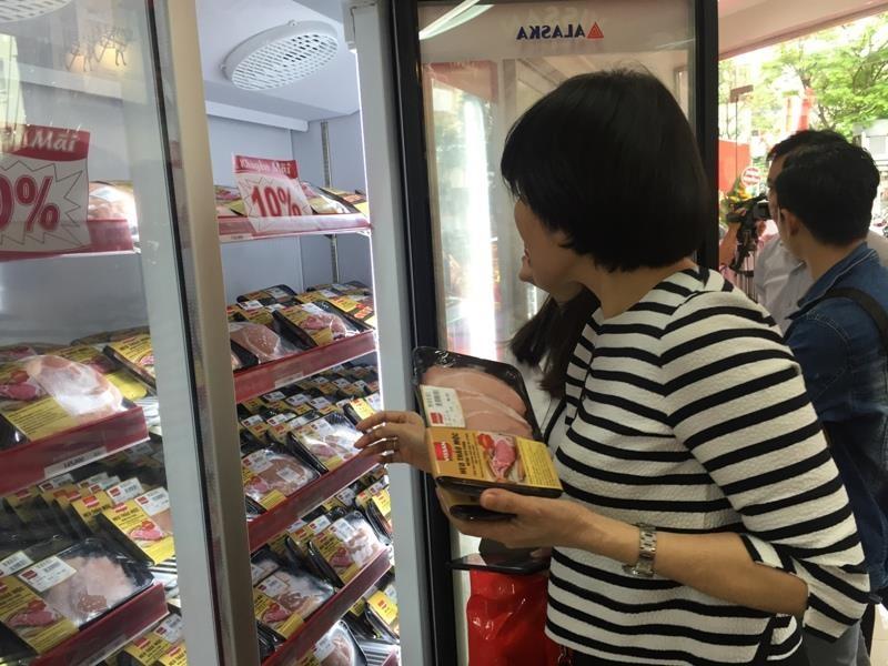 Dự báo 'sốc' về thị trường thịt heo Việt Nam - ảnh 1