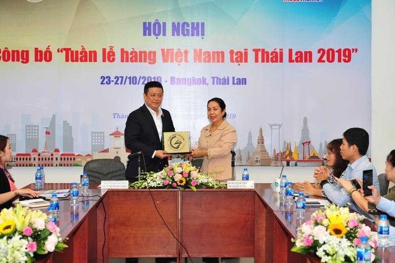 Đại gia Thái Lan nhận xét gì về hàng Việt?  - ảnh 2