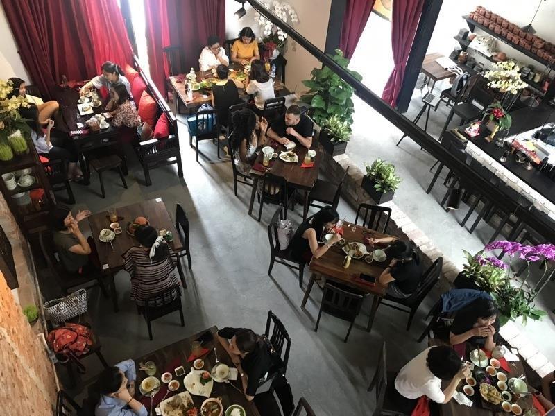 Nhà hàng chay số 1 tại TP.HCM có gì đặc sắc? - ảnh 2