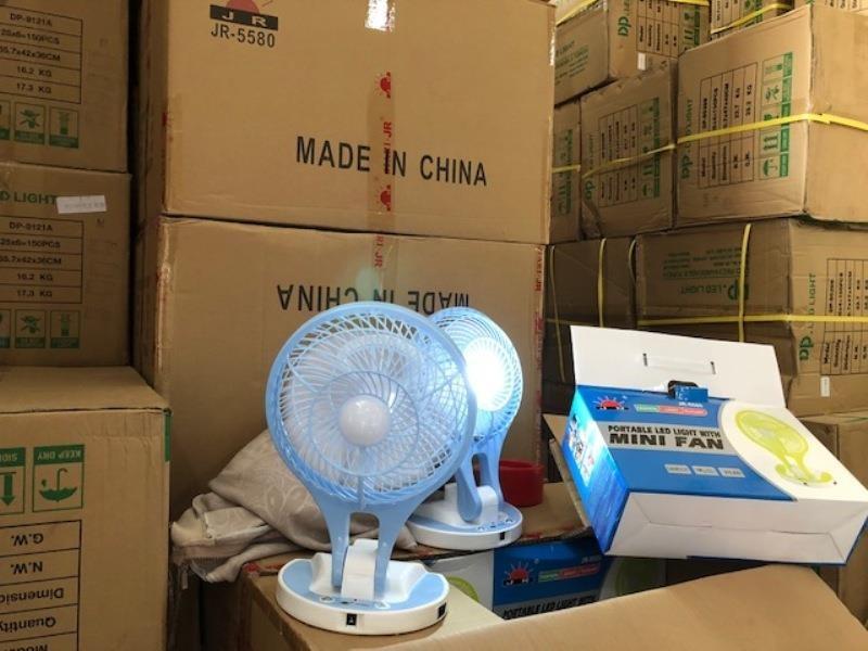 Ban chỉ đạo 389 kiểm tra hàng hóa Made in Viet Nam - ảnh 1