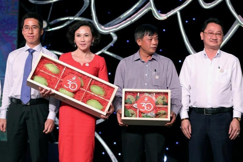 2 trái bưởi Việt giá siêu đắt 120 triệu đồng có gì đặc biệt? - ảnh 2