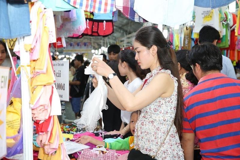 Sắp khai mạc Hội chợ tháng khuyến mãi TP.HCM 2019 - ảnh 1