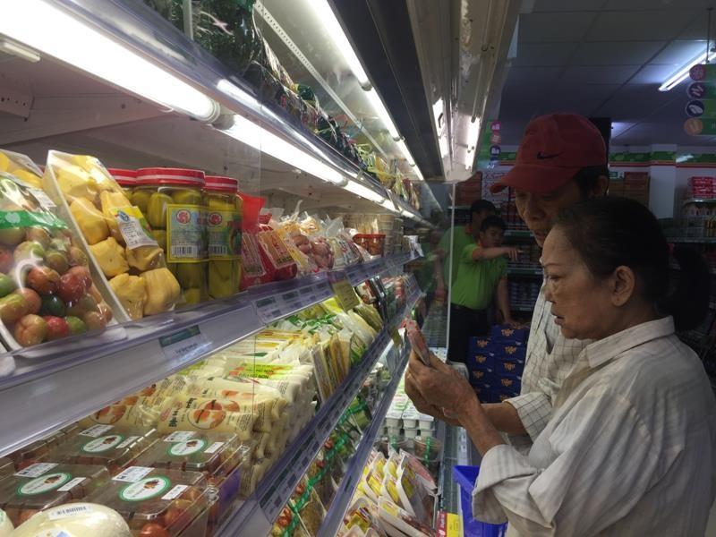 Chính sách mới của Trung Quốc về thực phẩm đóng gói từ 1-10 - ảnh 1