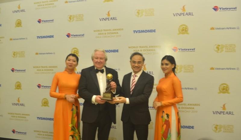 Việt Nam thắng lớn ở giải 'Oscar du lịch thế giới' - ảnh 1