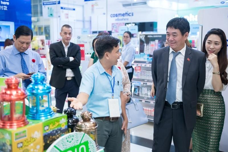 Nhiều cơ hội hàng hóa của DN TP.HCM sang Thái Lan - ảnh 1