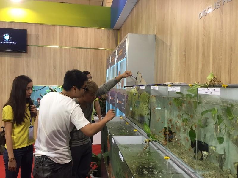 Quận Tân Bình khai mạc hội chợ khuyến mãi 2019 - ảnh 1