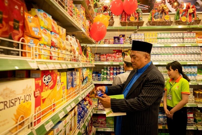 Lần đầu tiên TP.HCM có cửa hàng tiện lợi Halal - ảnh 1