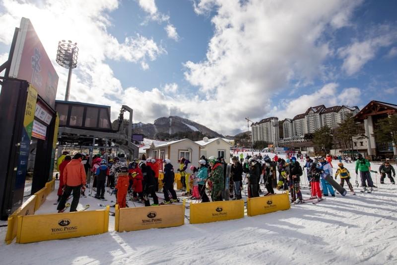 Người Việt sang Hàn Quốc trượt tuyết dưới cái lạnh -20 độ C - ảnh 1