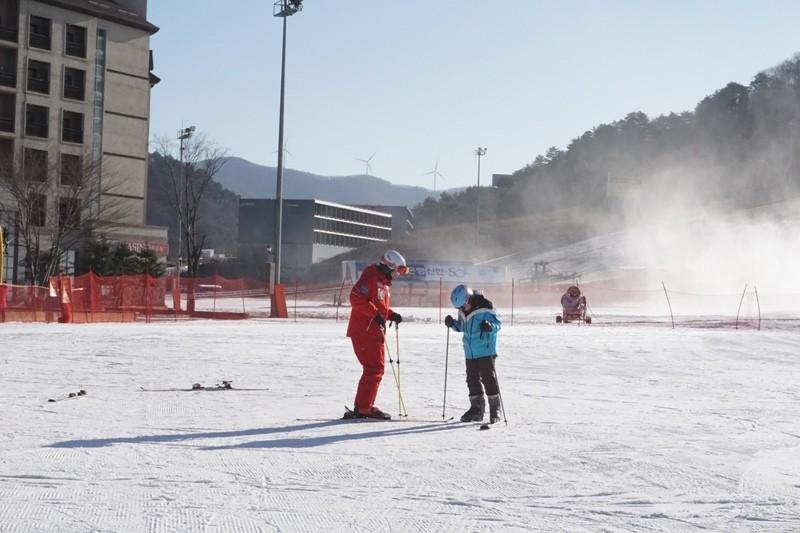 Người Việt sang Hàn Quốc trượt tuyết dưới cái lạnh -20 độ C - ảnh 7