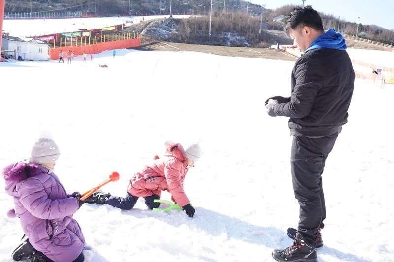 Người Việt sang Hàn Quốc trượt tuyết dưới cái lạnh -20 độ C - ảnh 8