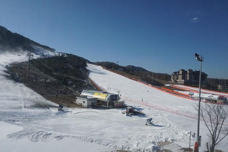 Người Việt sang Hàn Quốc trượt tuyết dưới cái lạnh -20 độ C - ảnh 3