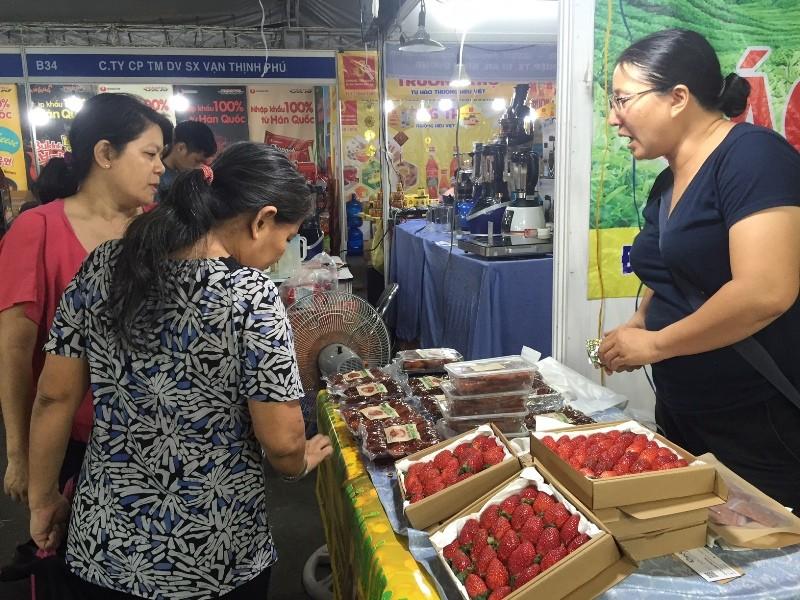 Khai mạc Hội chợ Xuân Canh Tý quận Tân Bình năm 2020 - ảnh 2
