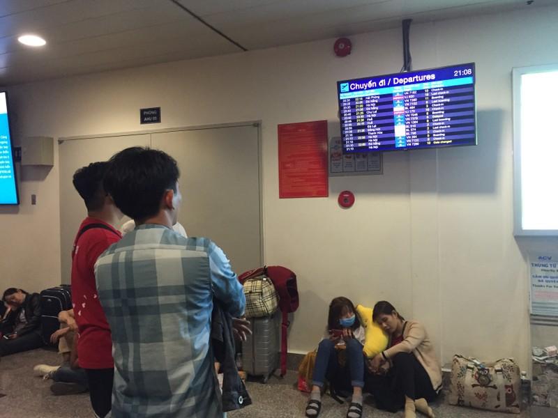 Hành khách bay từ Sài Gòn 28 tết, 29 đến Hà Nội - ảnh 8