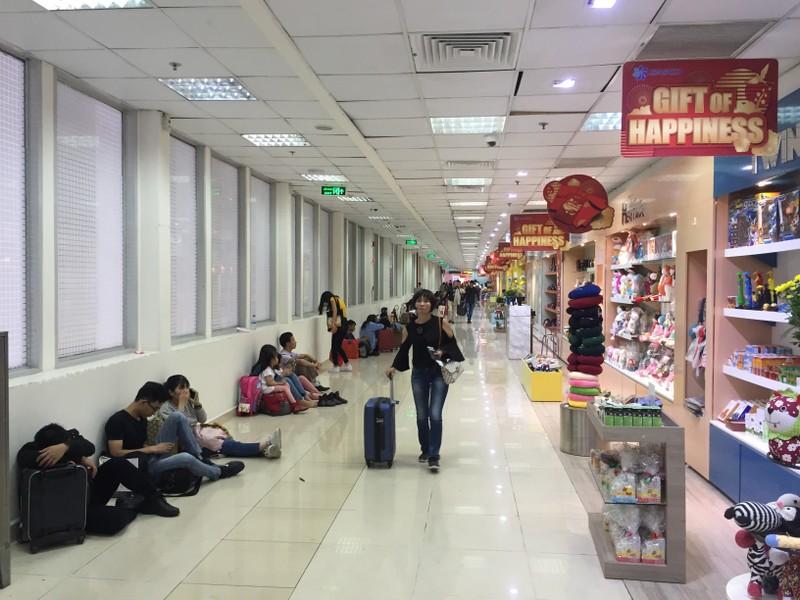 Hành khách bay từ Sài Gòn 28 tết, 29 đến Hà Nội - ảnh 3