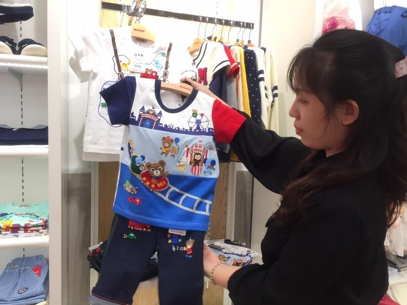 Bất ngờ quần áo, giày trẻ em Nhật  giá 40 triệu đồng - ảnh 2