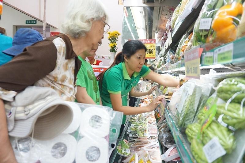 Mùa tết 2020 Saigon Co.op thu hơn 8.600 tỉ đồng - ảnh 1