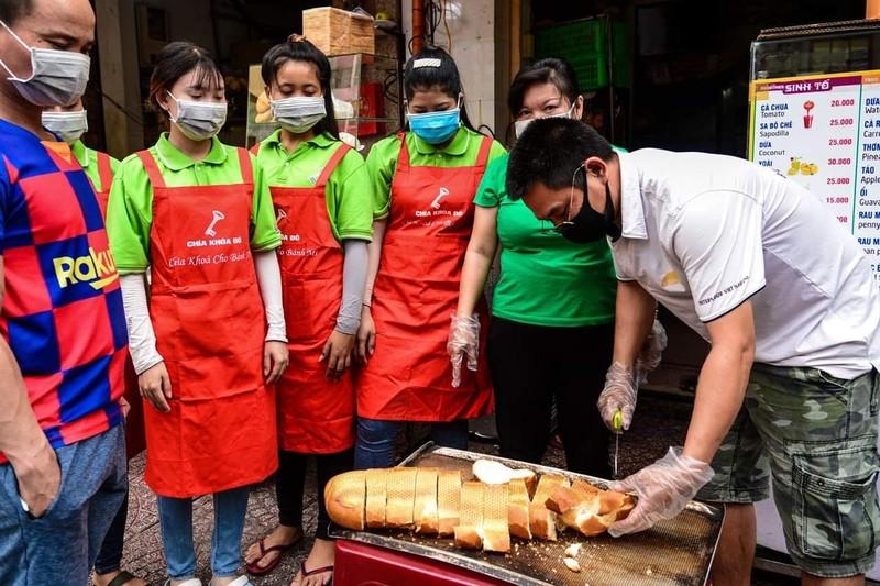 TP.HCM phát động Tuần lễ 'Tôi yêu bánh mì Sài Gòn' - ảnh 2