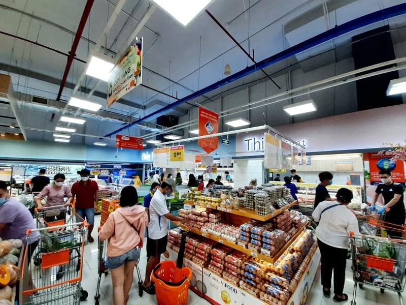 Saigon Co.op bác tin đồn siêu thị đóng cửa do COVID-19 - ảnh 1
