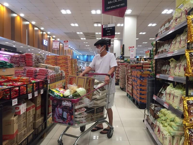 Sức mua thực phẩm tươi sống, rau củ quả... giảm vì COVID-19 - ảnh 2