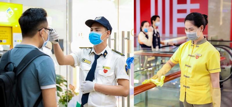 Các trung tâm thương mại Vincom chính thức mở cửa trở lại - ảnh 1