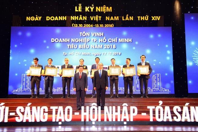 TP.HCM phát động bình chọn 100 doanh nhân tiêu biểu - ảnh 1
