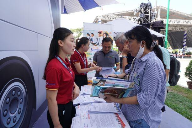 Doanh thu ngày thứ 2 của ngày hội du lịch là hơn 8 tỷ đồng - ảnh 1