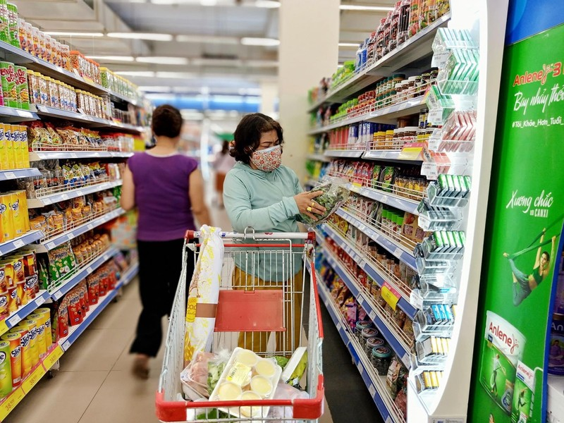 Siêu thị Co.opmart Đà Nẵng đảm bảo hàng hóa cho người dân - ảnh 1