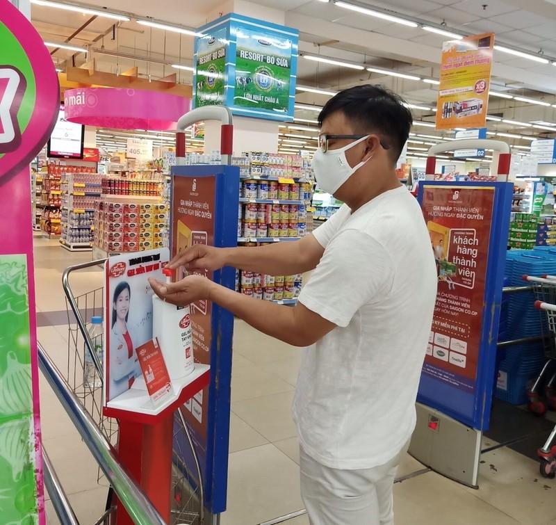 Chợ, siêu thị tại Đà Nẵng hàng hóa dồi dào, giá ổn định - ảnh 1