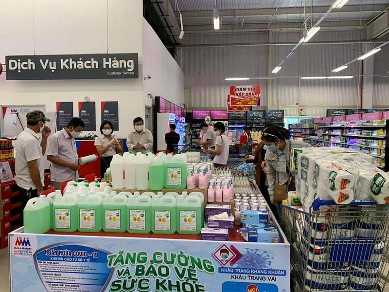 Sức mua tại siêu thị Co.opmart Đà Nẵng tăng 30%  - ảnh 1