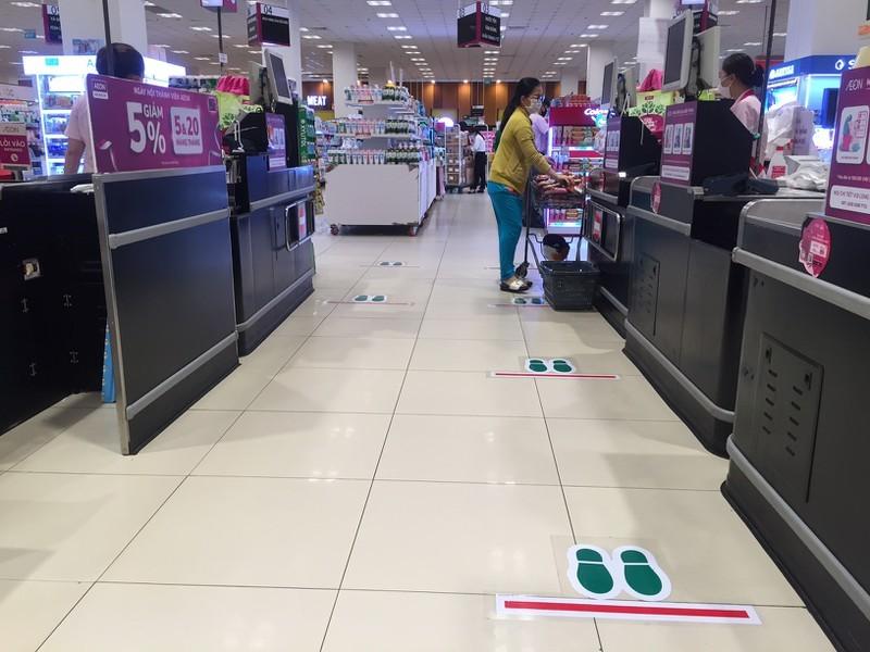 'Aeon Mall Bình Tân đủ điều kiện tiếp tục phục vụ khách hàng' - ảnh 1