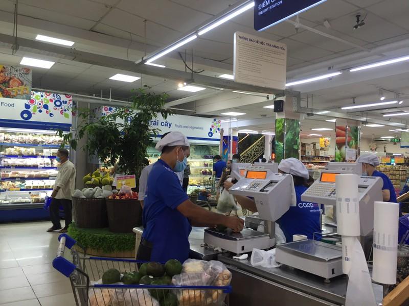 Đang thương thảo về 'số phận' siêu thị Co.opmart Cống Quỳnh  - ảnh 4