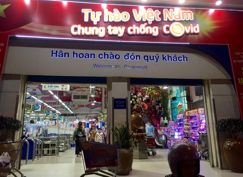 Đang thương thảo về 'số phận' siêu thị Co.opmart Cống Quỳnh  - ảnh 10