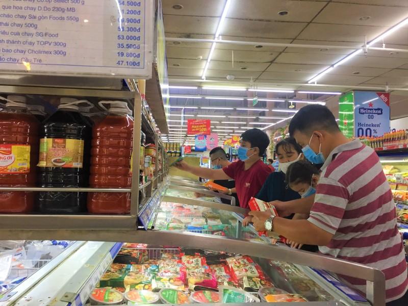Đang thương thảo về 'số phận' siêu thị Co.opmart Cống Quỳnh  - ảnh 3