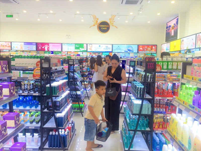 Mở siêu thị mỹ phẩm triệu USD ở TP.HCM  - ảnh 1