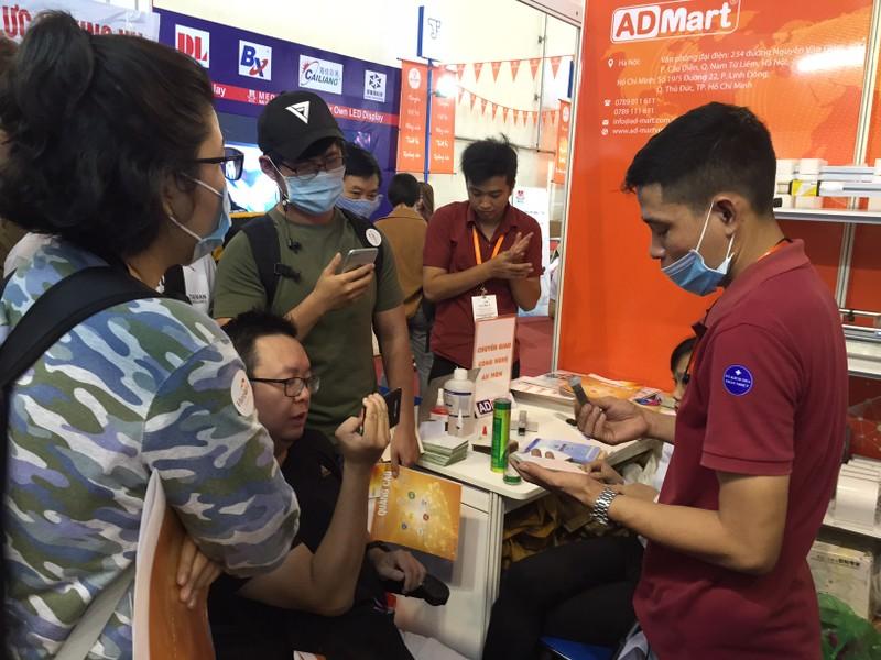 Khai mạc triển lãm ngành quảng cáo Việt Nam  - ảnh 1