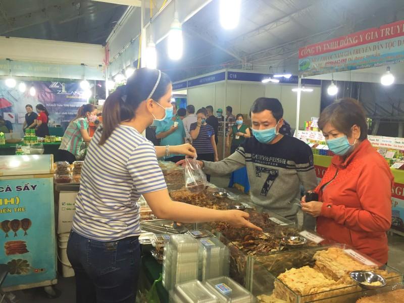 Rất nhiều ưu đãi tại Hội chợ xuân Tân Sửu quận Tân Bình 2021 - ảnh 5