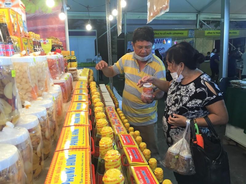 Rất nhiều ưu đãi tại Hội chợ xuân Tân Sửu quận Tân Bình 2021 - ảnh 6