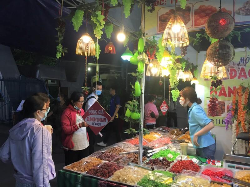 Rất nhiều ưu đãi tại Hội chợ xuân Tân Sửu quận Tân Bình 2021 - ảnh 4