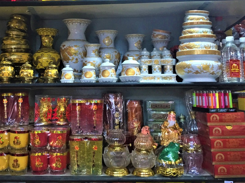 Đồ thờ cúng từ Trung Quốc tăng giá ảnh 10