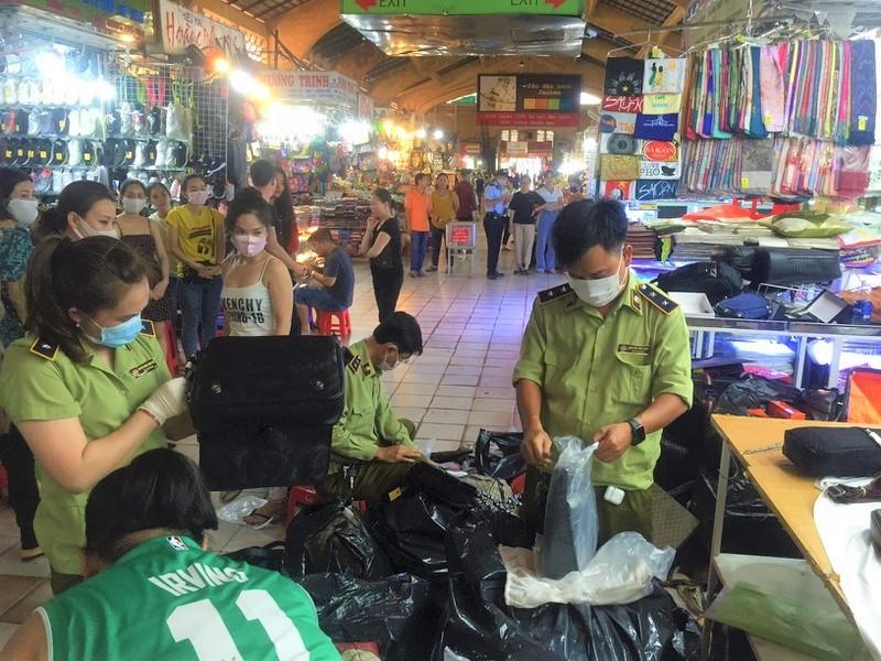 Mỹ nói chợ Bến Thành, Shopee tai tiếng: Tổng cục QLTT nói gì? - ảnh 2