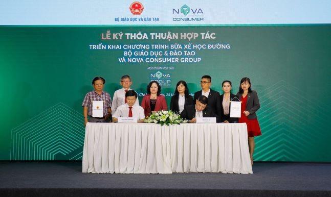 Thị trường hàng tiêu dùng Việt có thêm 1 'tân binh'  - ảnh 1
