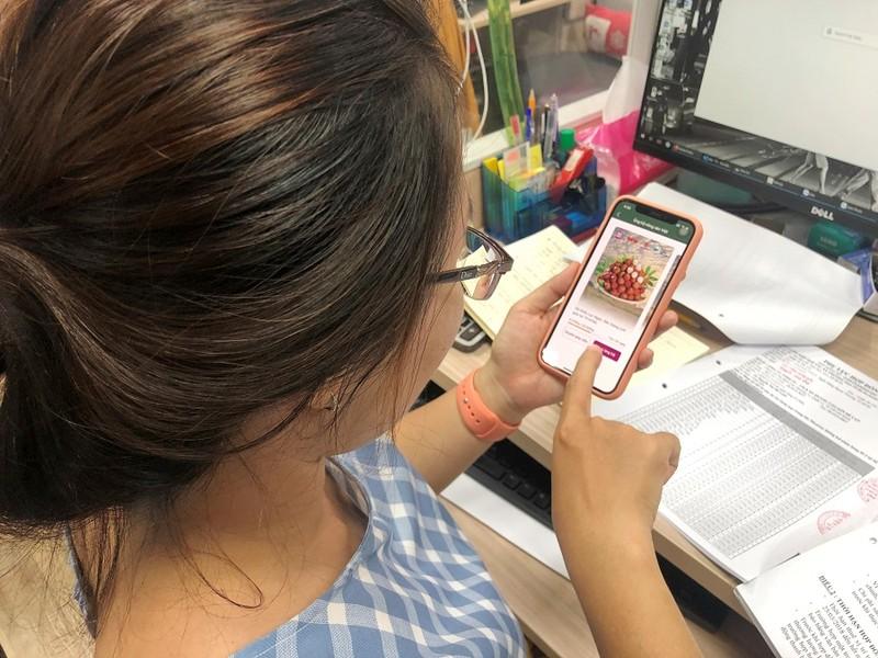 Vải thiều Bắc Giang sẽ quảng bá trên Alibaba - ảnh 2